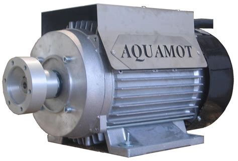 elektromotor aluminium boot boat motor electric in board motor 100 125 kw ms 1100