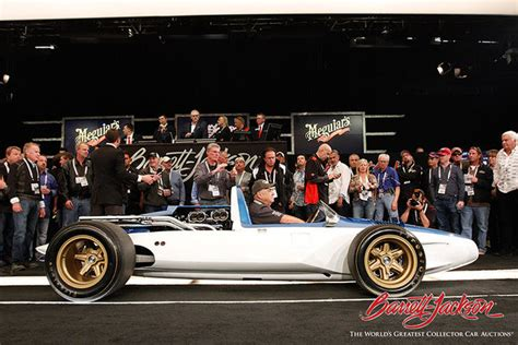 Scottsdale Records Vente Record Pour Barrett Jackson 224 Scottsdale Actualit 233 Automobile Motorlegend