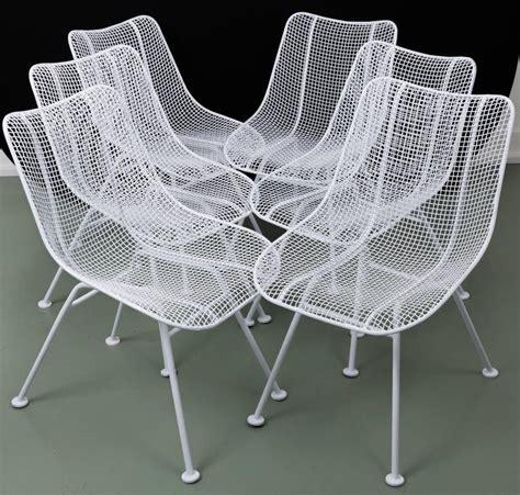 modern wire mesh chair woodard mid century modern wire mesh chairs at 1stdibs