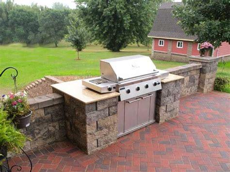 backyard kitchen, built in grill, Patio, BBQ   Grill Built