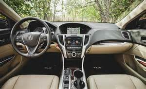 2015 acura tlx 3 5l fwd interior photo
