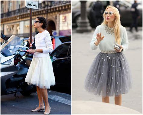 diy inspiration the tulle skirt aka the skirt
