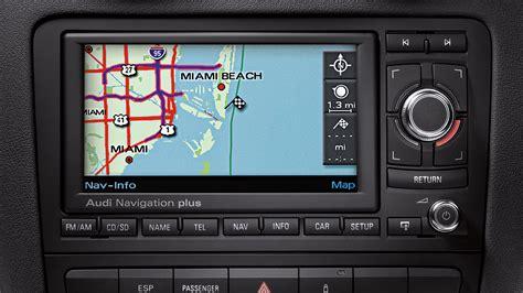 Audi Navigation by 2010 Audi A3 Audi Navigation Plus Eurocar News