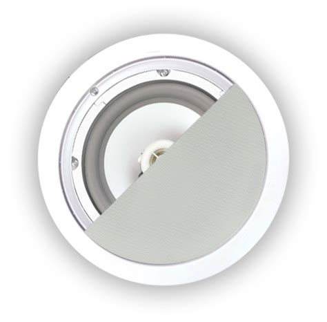Ceiling Speaker Sound Proofing by 8 Quot W8 Quot Weather Proof Ceiling Speakers Ice800wrs Pair