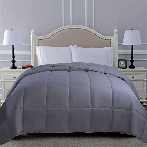down comforters in colors fashionable all season down alternative premium comforter