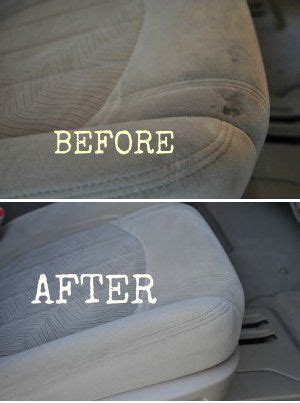 homemade auto upholstery cleaner 1000 images about auto on pinterest carpets cars and