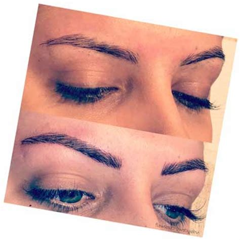 eyebrow tattoo questions the benefits of lash lift and tint discussed