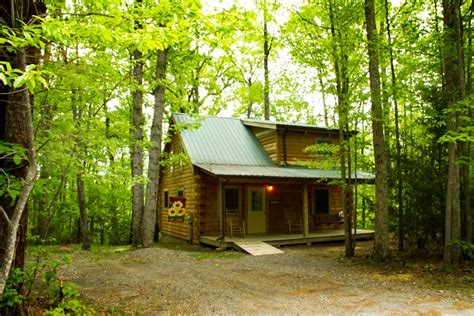 3 beautiful and rustic cabins in west virginia
