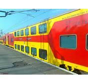 First AC Double Decker Shatabdi Train Coming To Goa