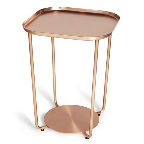 Copper Side Table Annex Side Table Copper Umbra