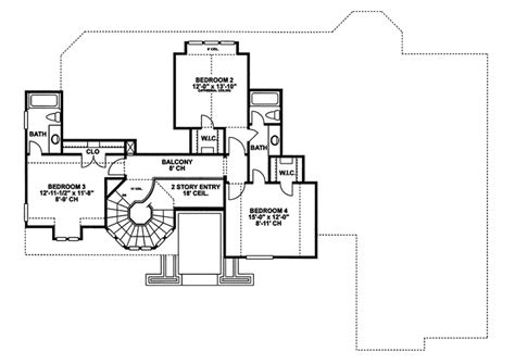 tudor floor plans bolingbrook tudor style home plan 026d 0235 house plans