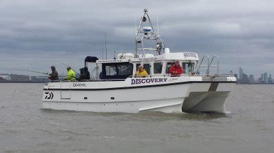fishing boat charter liverpool discovery charter boat liverpool