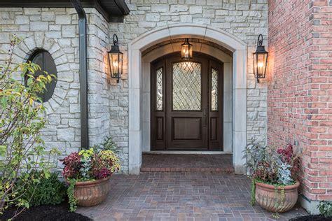 glenview haus custom front door design  growing trend