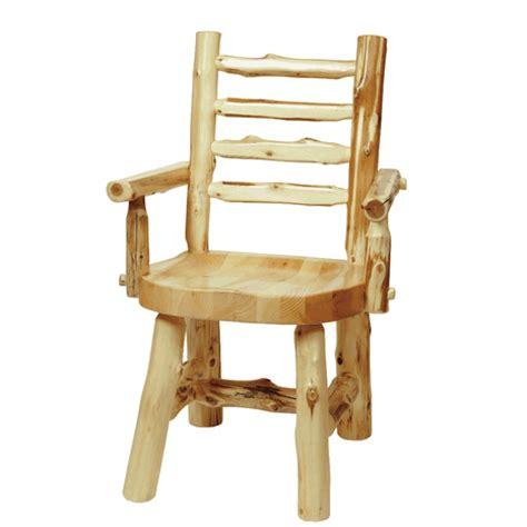 log benches with backs fireside lodge cedar log bench with back armrest