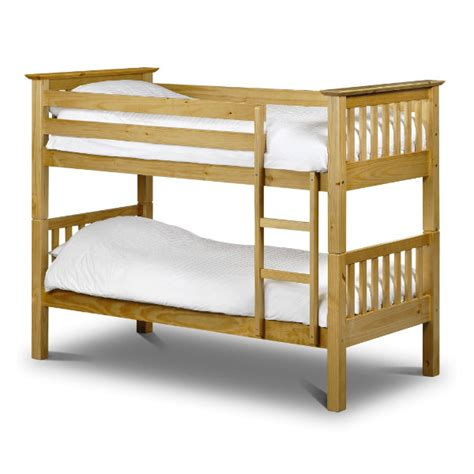 Julian Bowen Bunk Bed Julian Bowen Barcelona Bunk Bed Pine Bar008