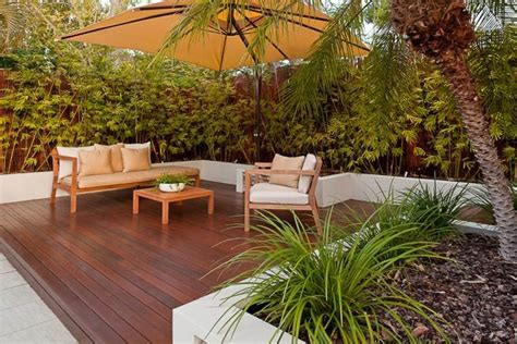 Amenager Terrasse Exterieure by Amenagement Jardin Terrasse