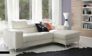 Small Black Sectional Sofa Contemporary Sofa Sets From Columbini
