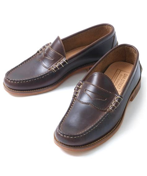 oak bootmakers beefroll loafer oak bootmakers beefroll loafer sumally サマリー