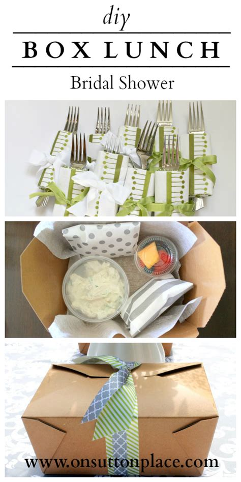 Wedding Box Lunch Ideas by Diy Box Lunch For A Picnic Or Box Lunches Lunches