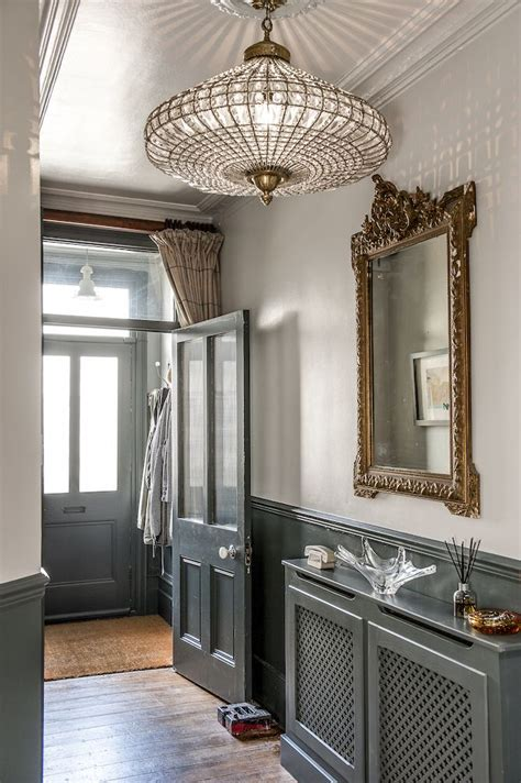 Hallway Chandeliers 25 Best Ideas About Wainscoting Hallway On Paneling Walls Living Room Paint And