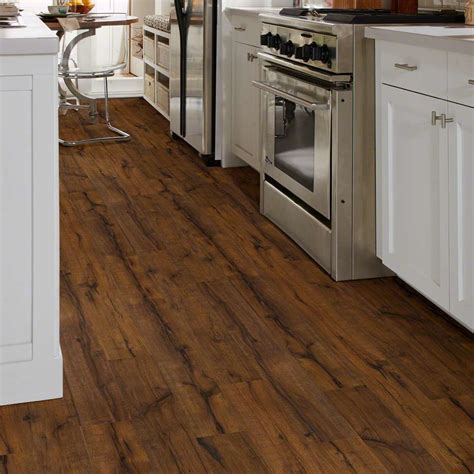landmark sa536   sawmill hickory Laminate Flooring: Wood