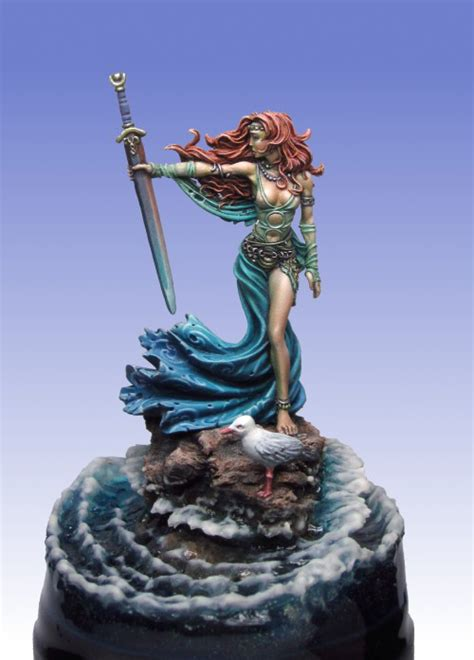 Painting Miniatures by Miniature Painting Masters Sebastian Archer