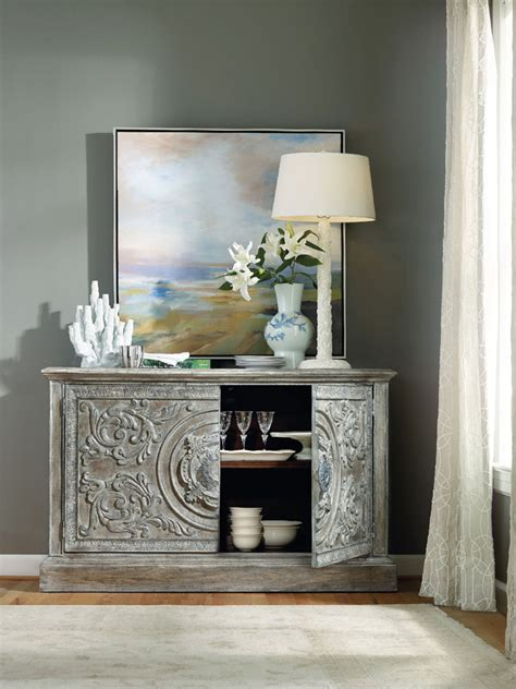 hooker furniture true vintage accent console