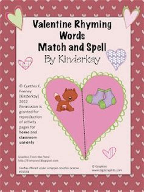 valentines rhymes 1000 images about rhyming words on rhyming