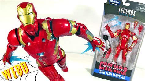 Iron Mk 46 Marvel Figure marvel legends captain america civil war iron 46