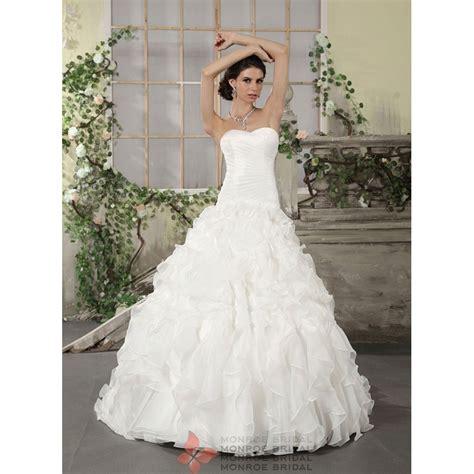 Adiva Dress adiva sweetheart organza gown