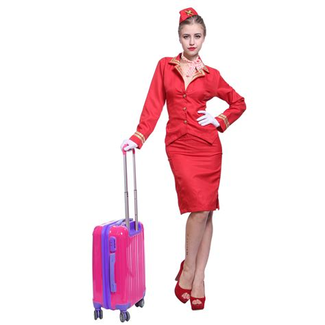 What To Wear For A Cabin Crew by Air Hostess Stewardess Cabin Crew Trolly Dolly