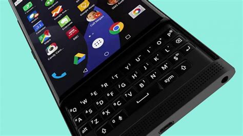Hp Blackberry Venice 5 Things You Need To About Blackberry S New Android Device The Blackberry Priv Android Root