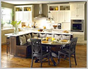 kitchen island design ideas with seating kitchen island seating ideas home design ideas