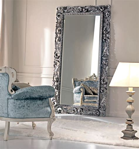 silver mirrors for bedroom 1000 ideas about large floor mirrors on pinterest floor