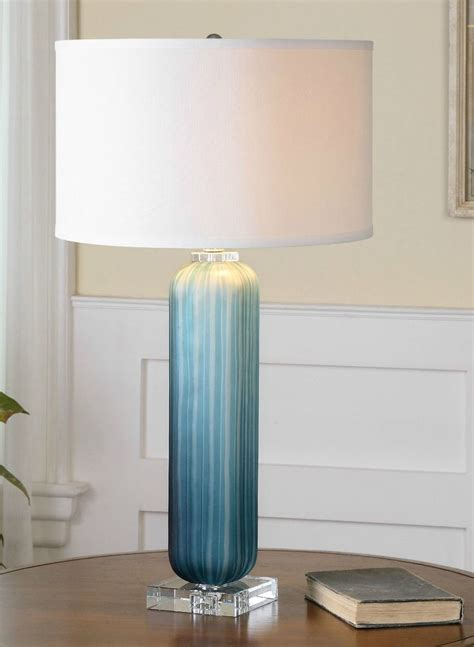sea glass table l 270 best coastal style lamps n lighting images on