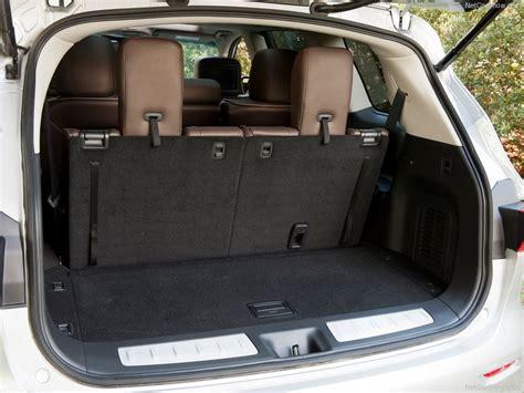 infiniti qx60 trunk qx60 cargo capacity compared infiniti qx60 forum