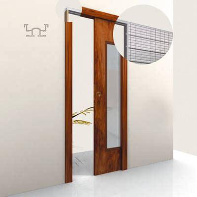 controtelaio porta scorrevole controtelaio sesamo per porta scorrevole ad un anta