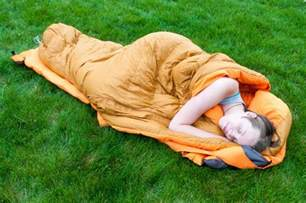 Side Sleeper Sleeping Bag by Look Zenbivy Sleeping System For Side Sleepers