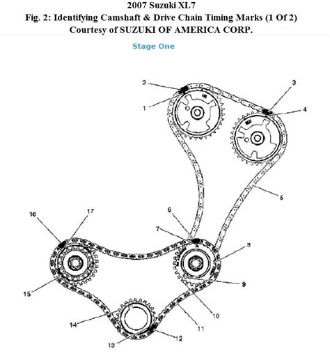 2790 Rantai Timing Suzuki X timing chain serpentine belt diagrams does anybody the