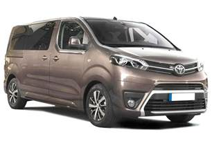 Toyota Proace Toyota Proace Verso Mpv Review Carbuyer