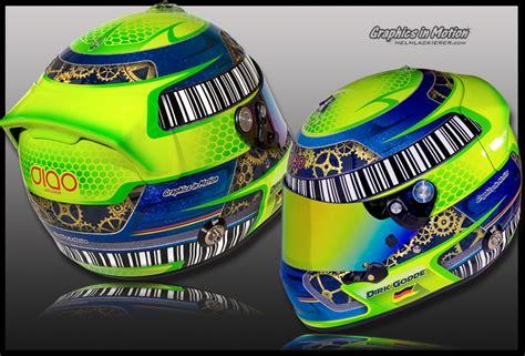 Helm Selbst Lackieren by Graphics In Motion Ihr Helmlackierer Fertigt