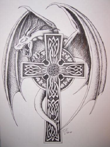medieval cross tattoo tattoos page 12