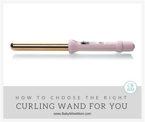 cheapest and greatest curling wands for beginners how to choose the right curling wand for you chronicles
