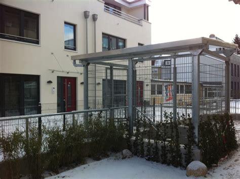 pavillon verzinkt pavillon aus verzinktem stahl mit glas 252 berdachung f 252 r den