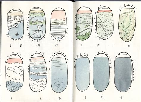 doodle god how to make airplane carnet de vuelo illustrazioni sketchbooks