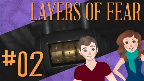 code cadenas layers of fear layers of fear episode 02 combination lock