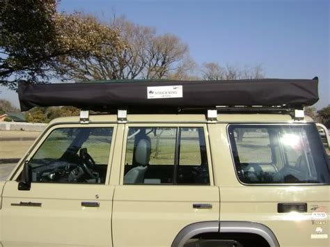 Land Cruiser Awning by Awnings Land Cruiser Club