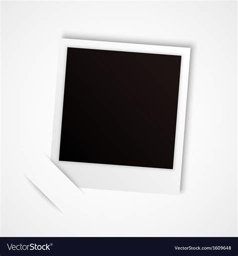 Custom Polaroid Picture Frame
