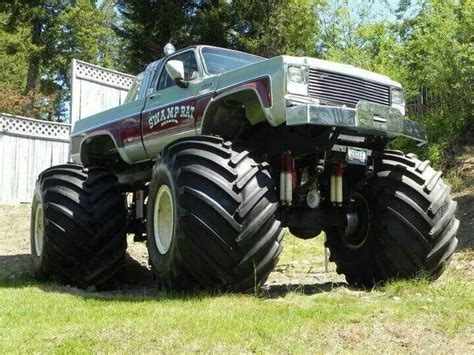 old monster truck videos old monster truck trucks pinterest trucks