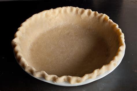 easy pie crust recipe chowhound
